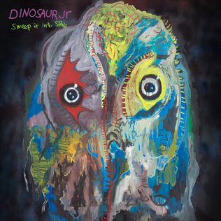 Dinosaur Jr : Sweep It Into Space