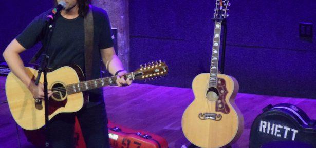 Rhett Miller : Live