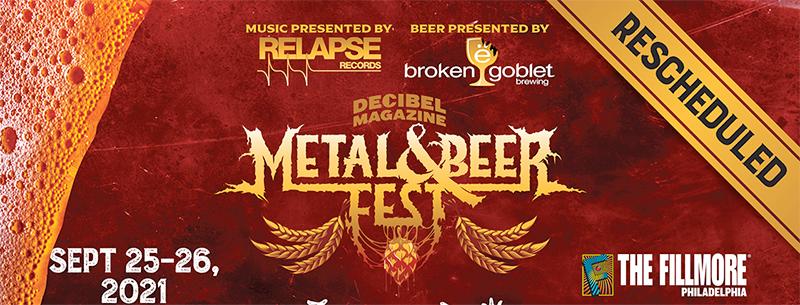 Decibel Metal & Beer