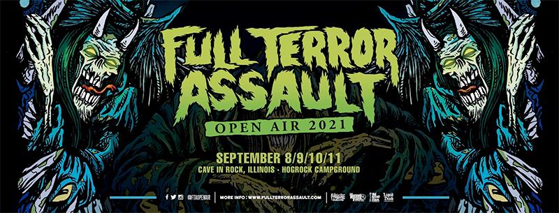 Full Terror Assault