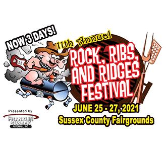 Rock, Ribs and Ridges