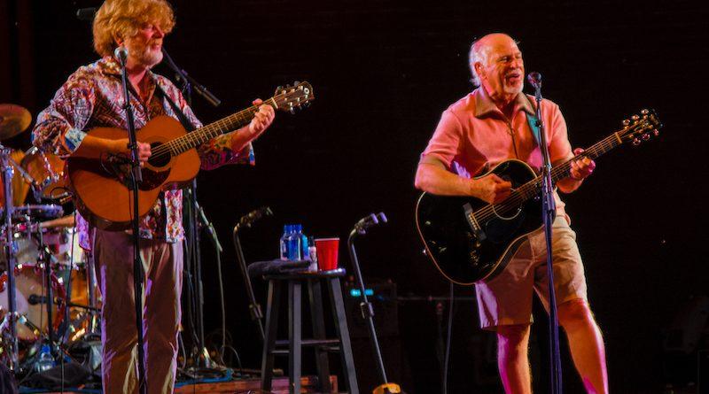 Jimmy Buffett - Live