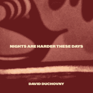David Duchovny - Nights Are Harder These Days