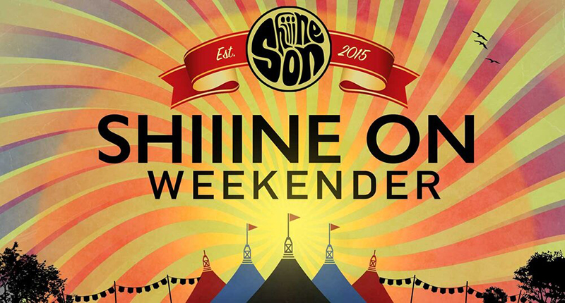 Shiine On Weekender