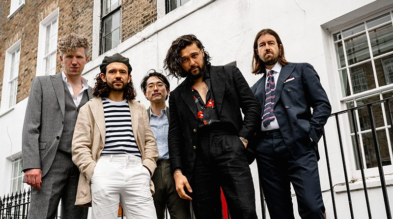 """Gang of Youths - """"The Angel of 8th Ave."""""""