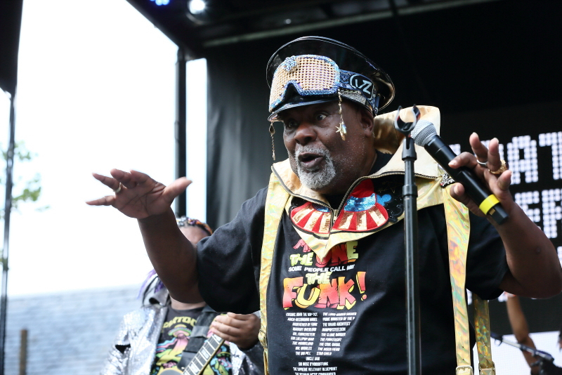 George Clinton & Parliament/Funkadelic : Live