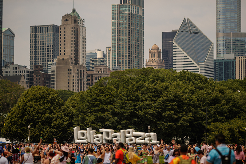 Lollapalooza 2021 - Day One Recap