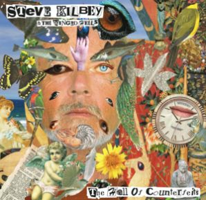 Steve Kilbey & The Winged Heels : The Hall of Counterfeits