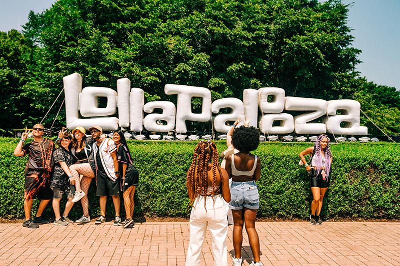 Lollapalooza 2021 - Day Four Recap