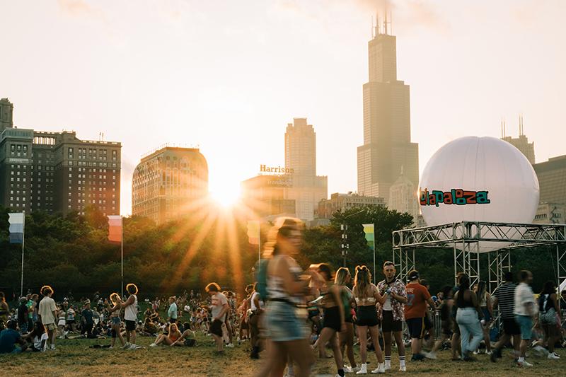 Lollapalooza '21