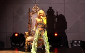 Christina Aguilera LadyLand Photo Gallery