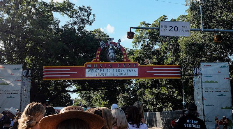 Austin City Limits 2021 Day One Recap