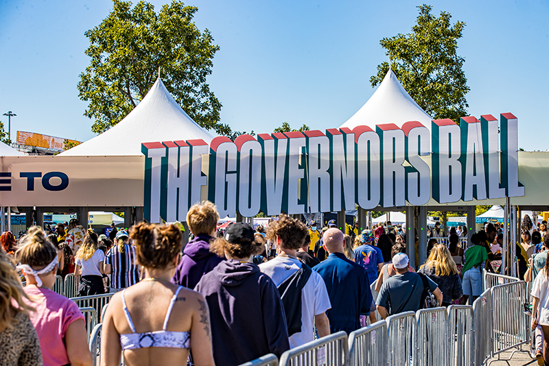 Governors Ball 2021 Day One Recap