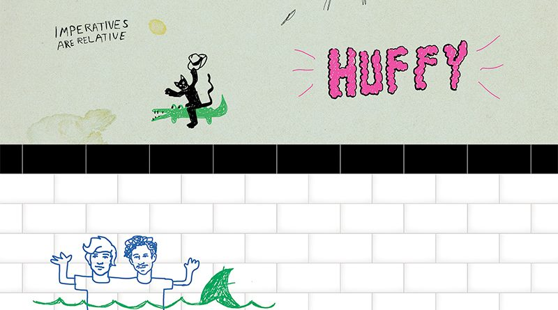 We Are Scientists : Huffy